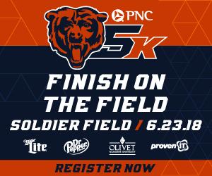 Chicago Bears 5k