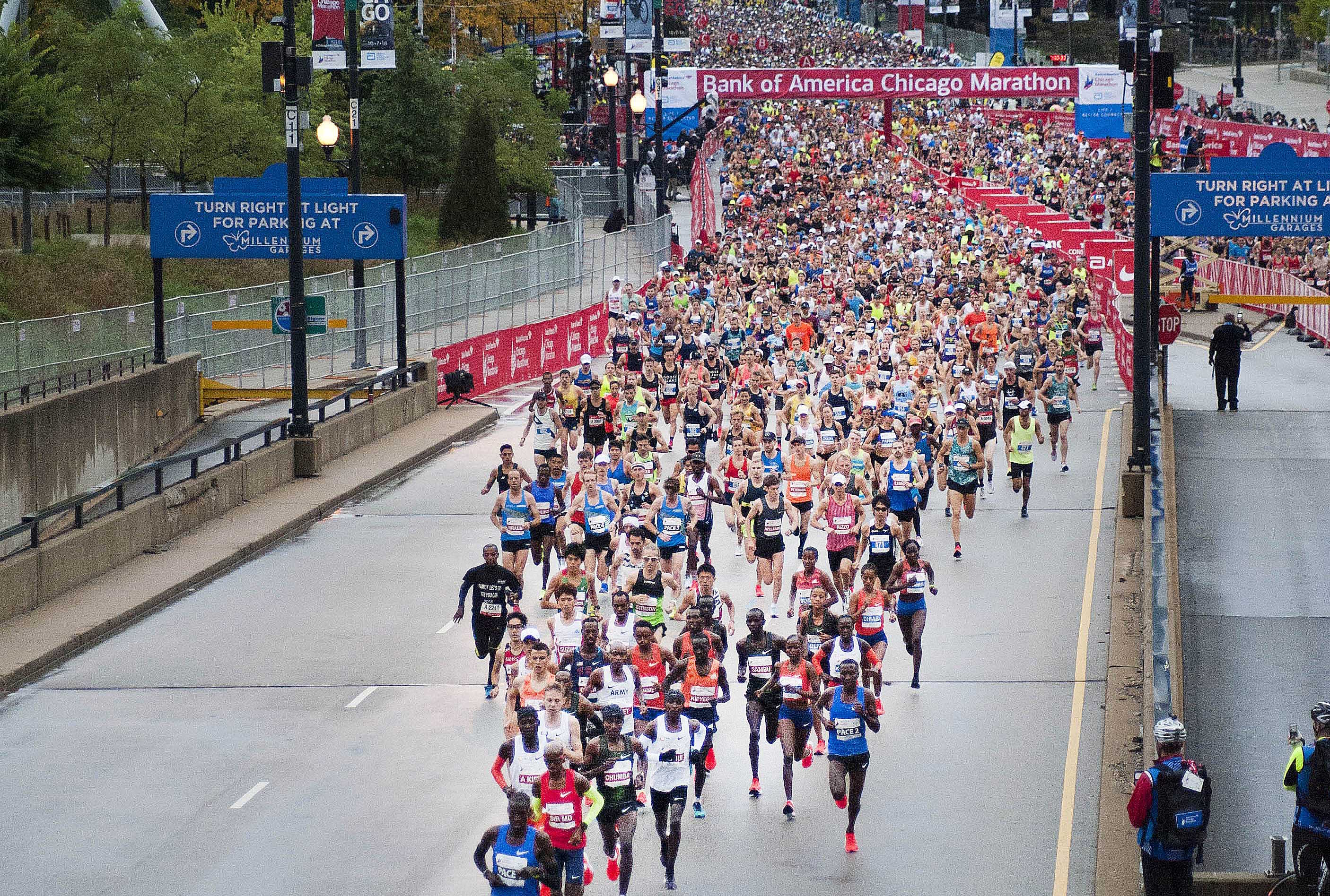 picture How to Get Into the Chicago Marathon