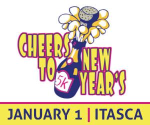 Cheers to New Years 5K
