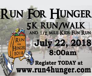 Run for Hunger 5K