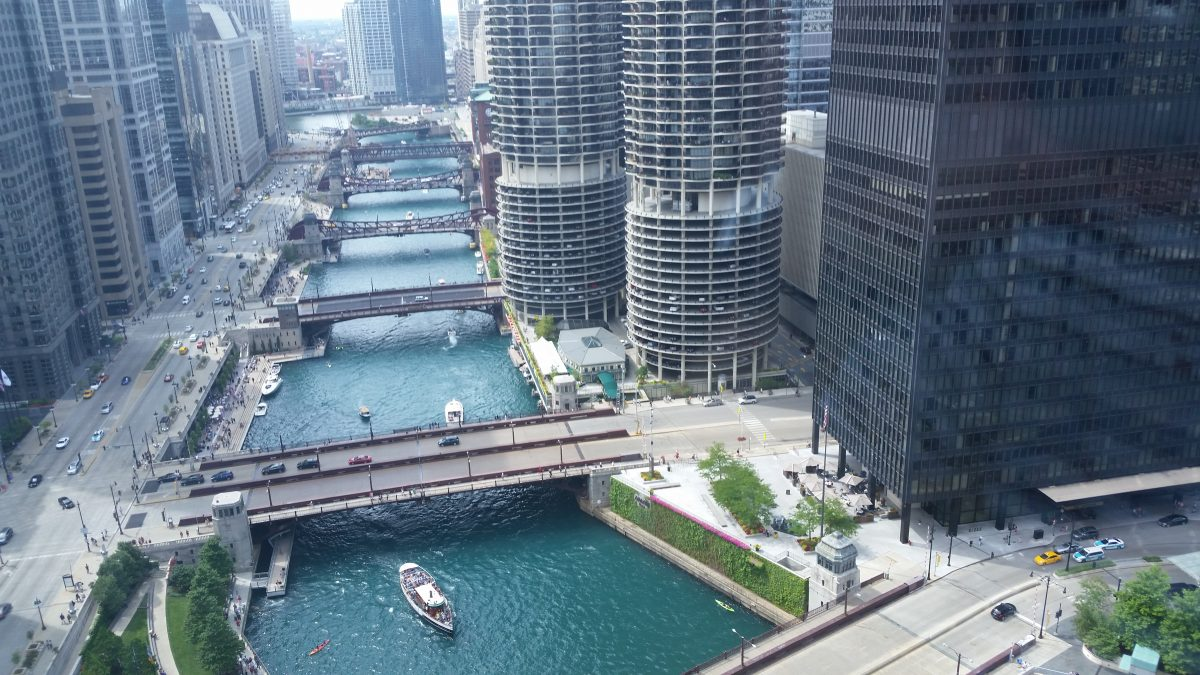 New Plan May Allow Swimmers In The Chicago River By 2030 Chicago Athlete Magazine