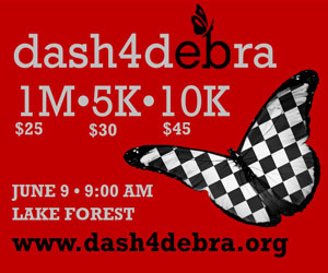 Dash 4 Debra