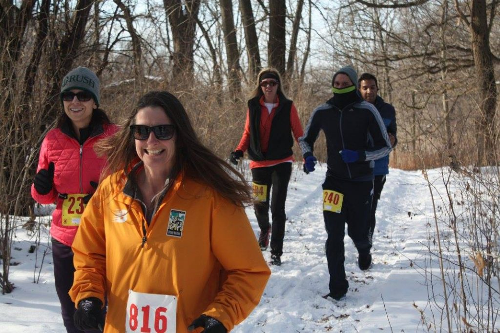 Fox Valley Winter Challenge Trail Series