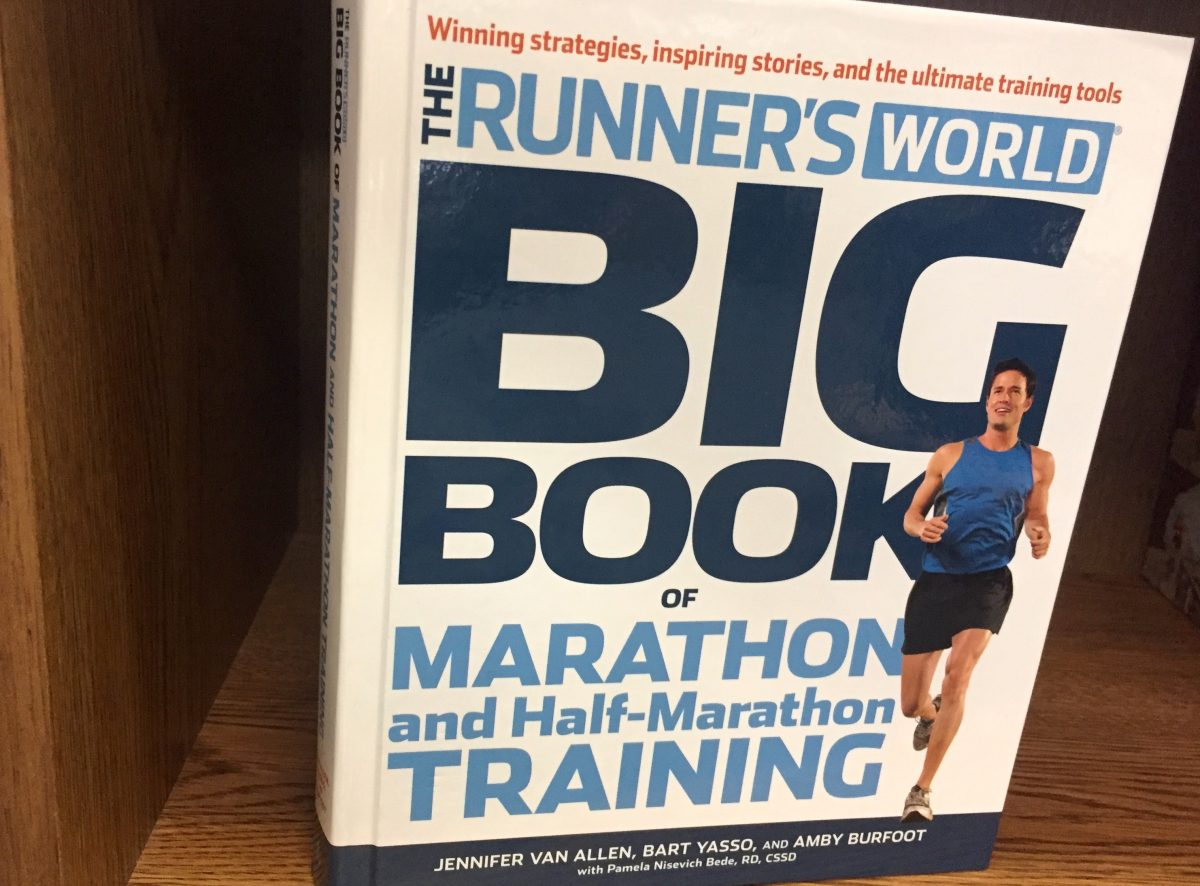 Marathon Training Book