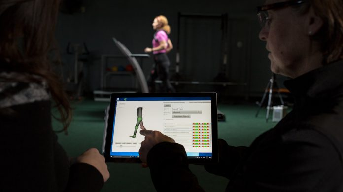 3d gait analysis