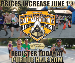 Purdue Half Marathon