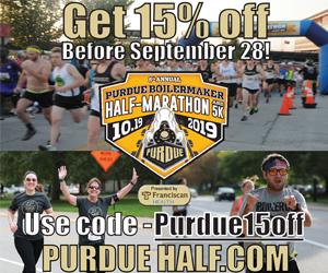 Purdue Boilermaker Race