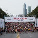 Rock N Roll Half Marathon in Chicago (7/17)