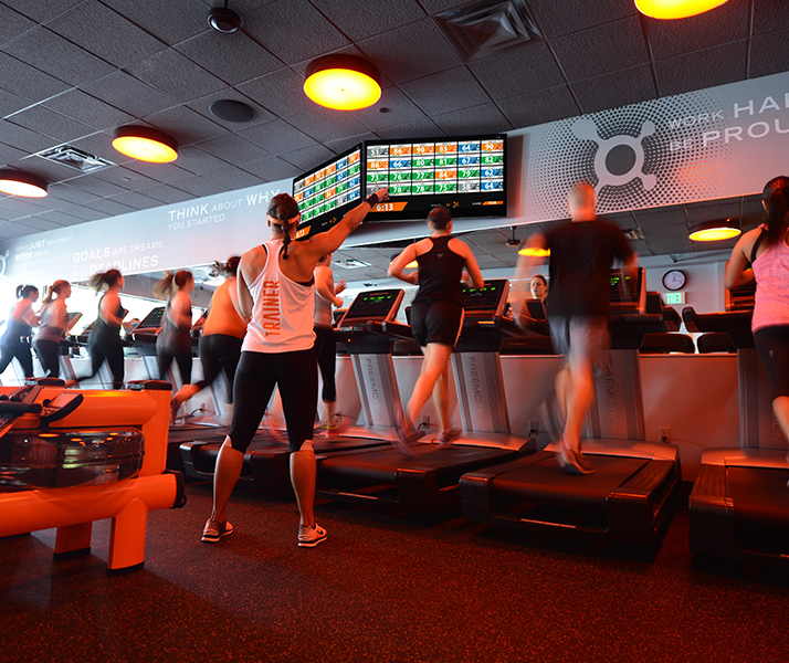 Workout Photography: Tuesday Reviews-Day: Orangetheory Fitness Class
