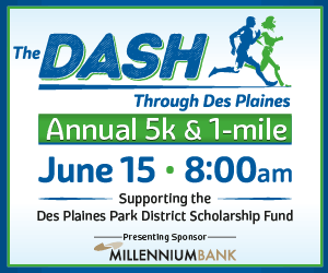 Dash through Des Plaines 5K
