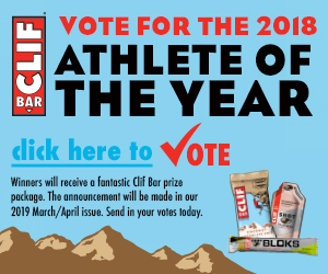 Clif Bar Athlete of the Year 2018