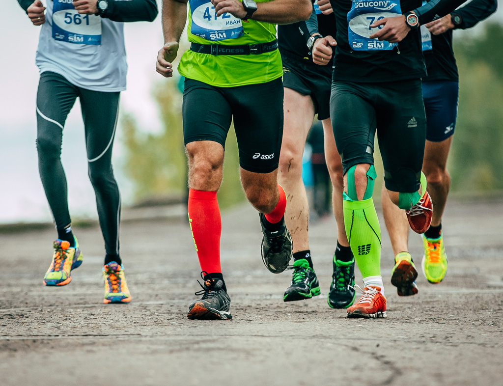 The Great Compression Sock Debate Chicago Athlete Magazine