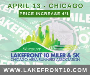 CARA Lakefront 10 Price increase