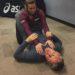 RunSafer Teaches Athletes Self Defense