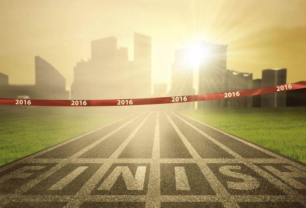 nearing the finish line of 2016 chicago athlete magazine