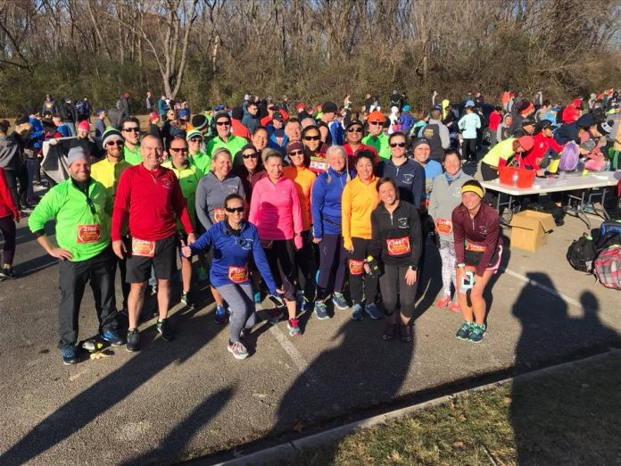 Busse Woods Running Club