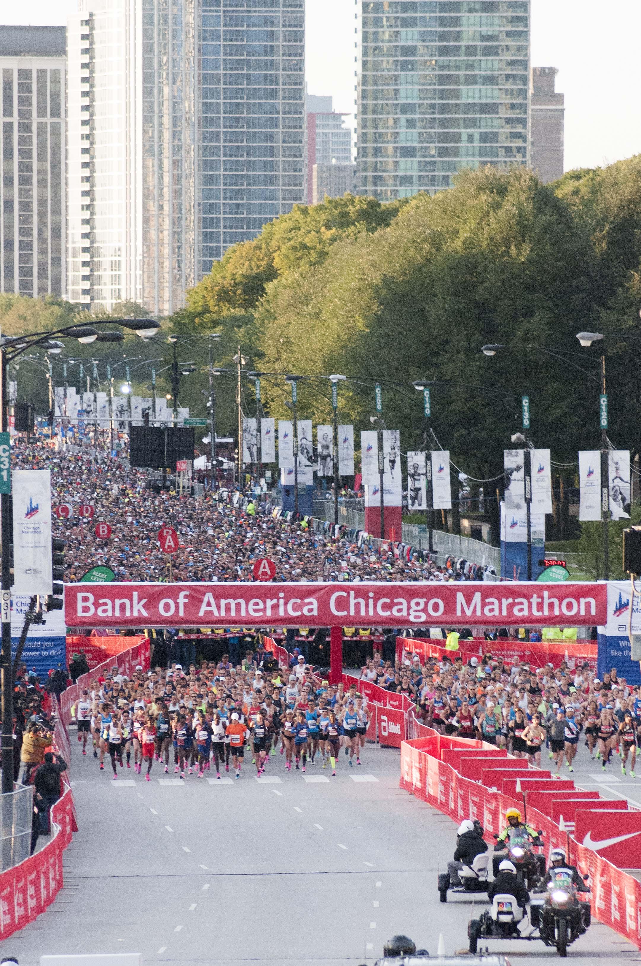 Chicago marathon 2019 winner