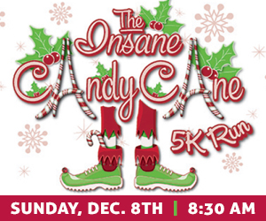Insane Candy Cane 5K