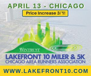 Lakefront 10 Miler