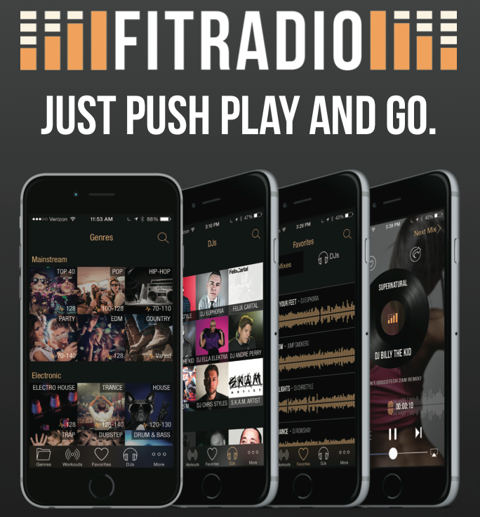 Tuesday Reviews-Day: FIT Radio App - Chicago Athlete Magazine