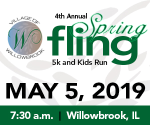 Willowbrook Spring Fling 5K